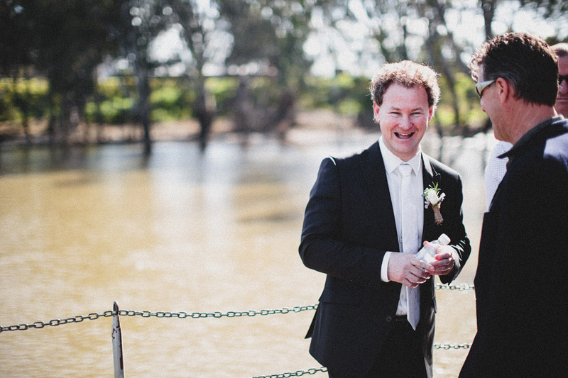 Steph and Toby's Steam Paddler Wedding in Echuca (98)