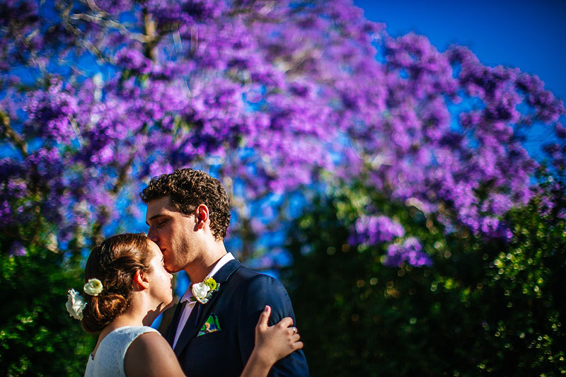 Camilla and Rob's beautiful and relaxed wedding in Bangalow near Byron Bay