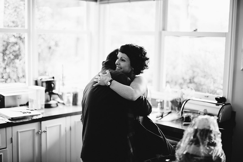 Mel and Alex's heartfelt and handmade wedding in Melbourne