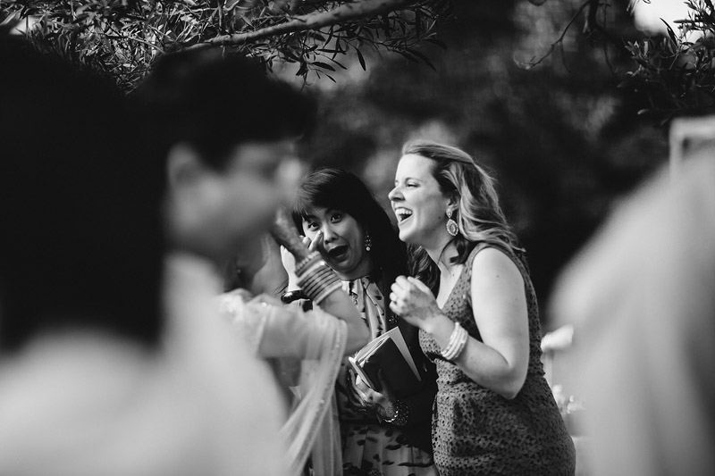 Amber and Ishaan's Chinese/Malaysian and Indian wedding in Daylesford near Melbourne